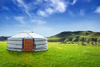 Bed and breakfast Yurt